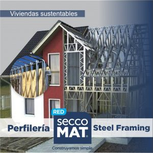PERFILERIA - STEEL FRAMING