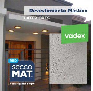 REVESTIMIENTO PLASTICO EXTERIORES