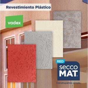 REVESTIMIENTO PLASTICO EXTERIOR - INTERIOR