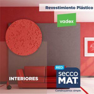 REVESTIMIENTO PLASTICO INTERIOR